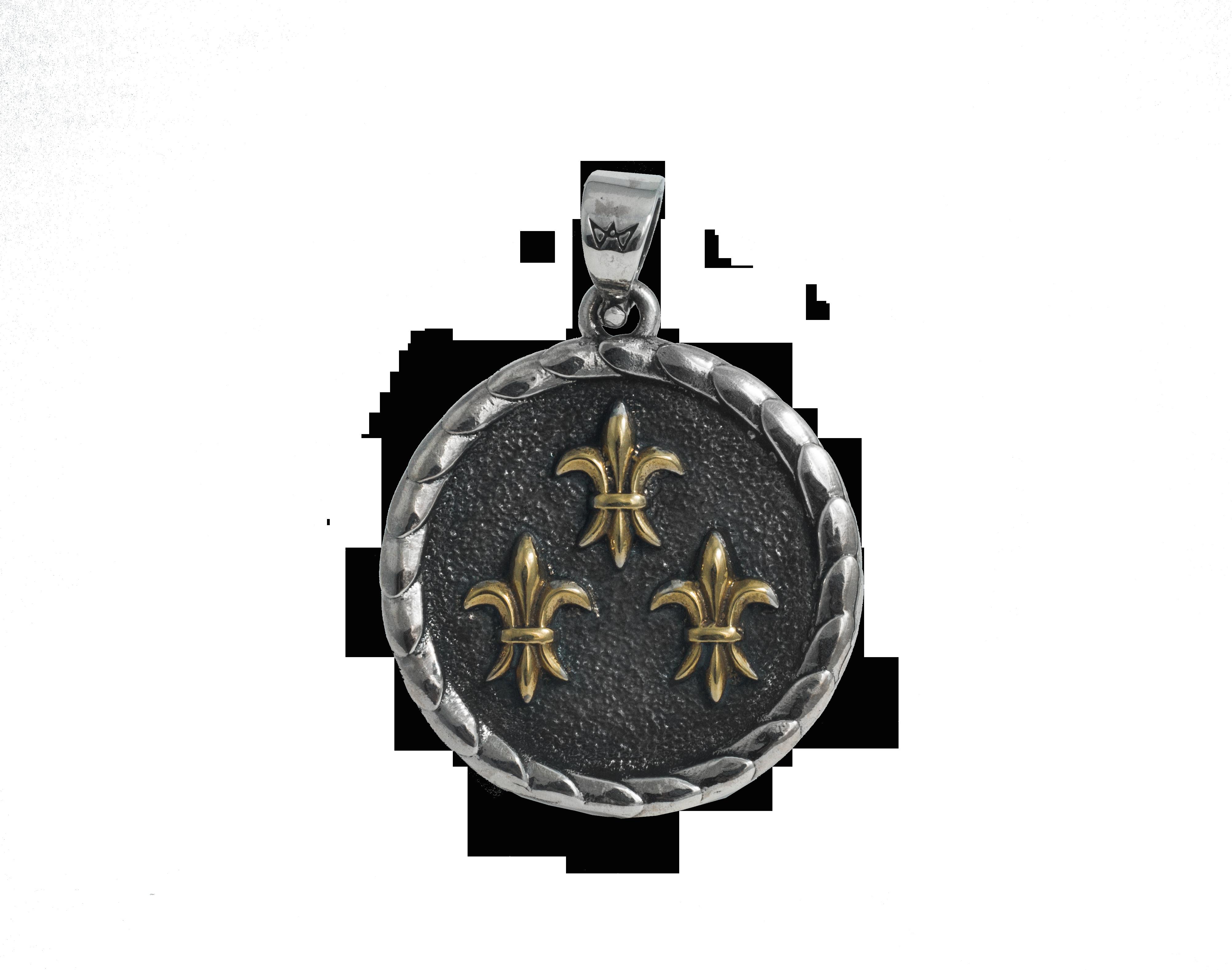 Vernon Roche Medallion The Kingdom Of Temeria Emblem
